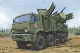 Russian 72V6E4 Combat Vehicle of 96K6 Pantsir -S1 ADMGS