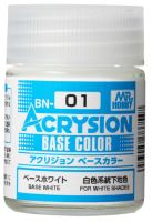 Acrysion Base Color (18 ml) Base White