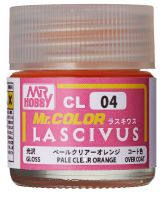 Mr. Color Lascivus (10 ml) Pale Clear Orange