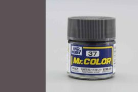 RLM75 Gray Violet semigloss, Mr. Color solvent-based paint 10 ml. (RLM75 Серо-Фиолетовый полуматовый
