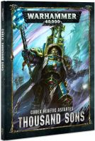 CODEX: THOUSAND SONS (HB) (ENG)