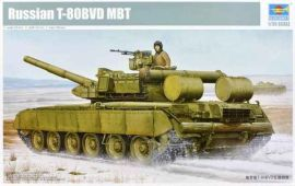 Russian T-80BVD MBT