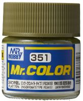 Mr. Color  (10 ml) Zinc-Chromate Type FS34151
