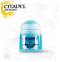 CITADEL AIR:  TEMPLE GUARD BLUE