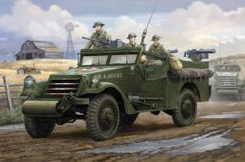 "U.S. M3A1  ""White Scout Car""  Early Production"
