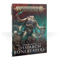 BATTLETOME: OSSIARCH BONEREAPERS (HB) (ENG)