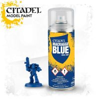 MACRAGGE BLUE SPRAY (400ml.)
