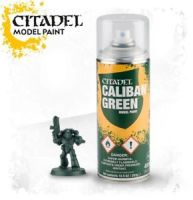 CALIBAN GREEN SPRAY (400ml.)