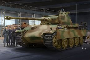 German Sd.Kfz.171 Panther Ausf.G - Late Version