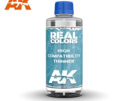 обзорное фото High Compatibility Thinner 400ml Растворители