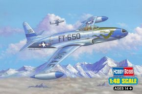 F-80C Shooting Star fighter