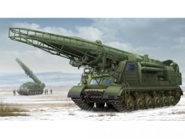 Ex Soviet 2P19 Launcher with R17 (SS-1c Scud B) missile