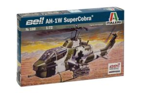 обзорное фото AH-1W Super Cobra Вертолеты 1/72