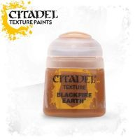 обзорное фото Citadel Texture: Blackfire Earth (12 ML) Материалы для создания