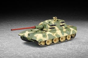 обзорное фото German E-100 Super Heavy Tank Бронетехника 1/72