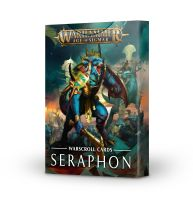 обзорное фото WARSCROLL CARDS: SERAPHON (ENGLISH) SERAPHONS / Серафоны