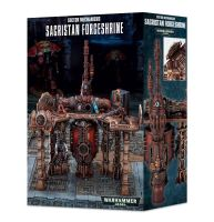 обзорное фото SECTOR MECHANICUS: SACRISTAN FORGESHRINE Адептус Механикус
