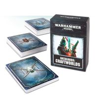 обзорное фото DATACARDS: CRAFTWORLDS (ENGLISH) Эльдары