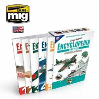 Complete Encyclopedia Of-Aircraft Modelling Techniques (English)