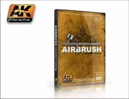 обзорное фото AIRBRUSH ESSENTIAL TRAINING (NTSC USA / JAPAN) Обучающие DVD