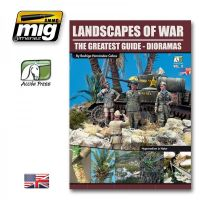 Landscapes of war: The greatest Guide - Dioramas VOL. 2 (Англ. язык)