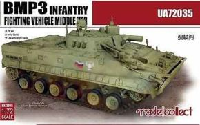 обзорное фото BMP3 INFANTRY FIGHTING VEHICLE middle Ver. Бронетехника 1/72
