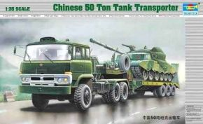 Chinese 50T Tank Transporter