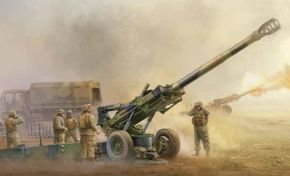 M198 Medium Towed Howitzer late