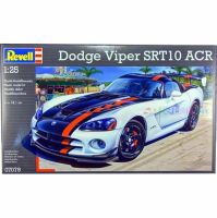обзорное фото Dodge Viper SRT10 ACR Автомобили 1/25