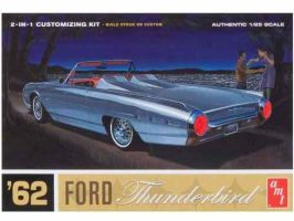 обзорное фото Ford Thunderbird Автомобили 1/25
