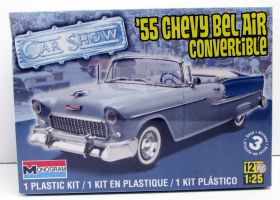 обзорное фото Chevy Bel Air Conv  Автомобили 1/25