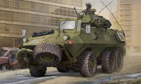 Canadian Grizzly 6x6 APC (Improved Version)