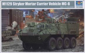 M1129 Stryker Mortar Carrier armed with 120 mm Mortar