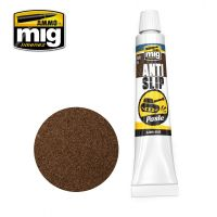 ANTI-SLIP PASTE - BROWN COLOR FOR 1/35