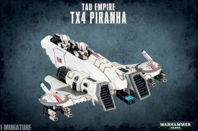 обзорное фото TAU EMPIRE TX4 PIRANHA Империя ТАУ