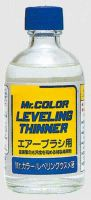 обзорное фото Mr. Color Solvent-Based Paint Leveling Thinner, 110 ml.  Растворители