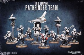 обзорное фото TAU EMPIRE PATHFINDER TEAM Империя ТАУ