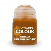 Citadel Contrast:  SNAKEBITE LEATHER (18ML)
