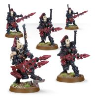 обзорное фото ELDAR DARK REAPERS Эльдары