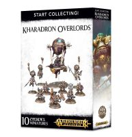 обзорное фото START COLLECTING! KHARADRON OVERLORDS KHARADRON OVERLORDS/Харадронские Владыки