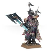 обзорное фото WIGHT KING WITH BLACK AXE LEGION OF NAGASH