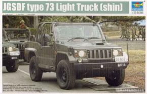 Japanese type 73 Jeep - New type