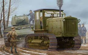 Russian ChTZ S-65 Tractor with Cab1