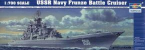 обзорное фото USSR Navy Battle Cruiser Frunze Флот 1/700