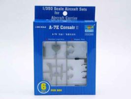 обзорное фото A-7E Corsair II (6pcs. per box) Самолеты 1/350