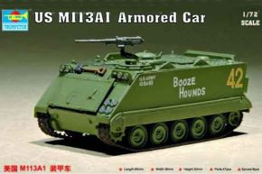 US  M 113A2  Armored Car