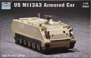 US  M 113A3  Armored Car