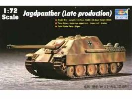 German Jagdpanther (Late production)