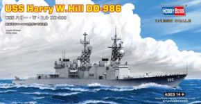 обзорное фото USS Harry  W. Hill (DD-986) Флот 1/1250