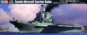 обзорное фото Soviet Aircraft Carrier Baku Флот 1/700